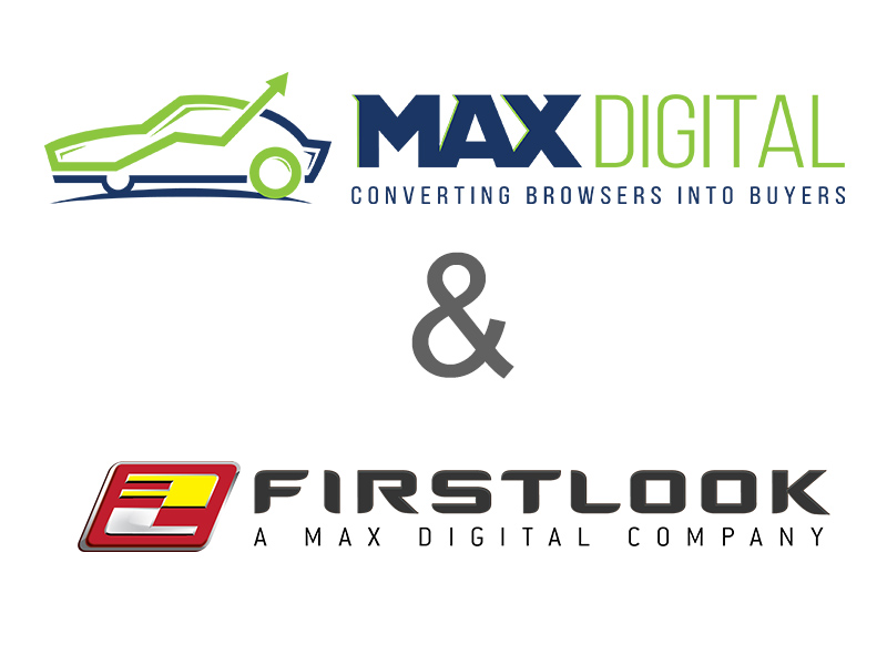 MAXDigital and FirstLook Merge