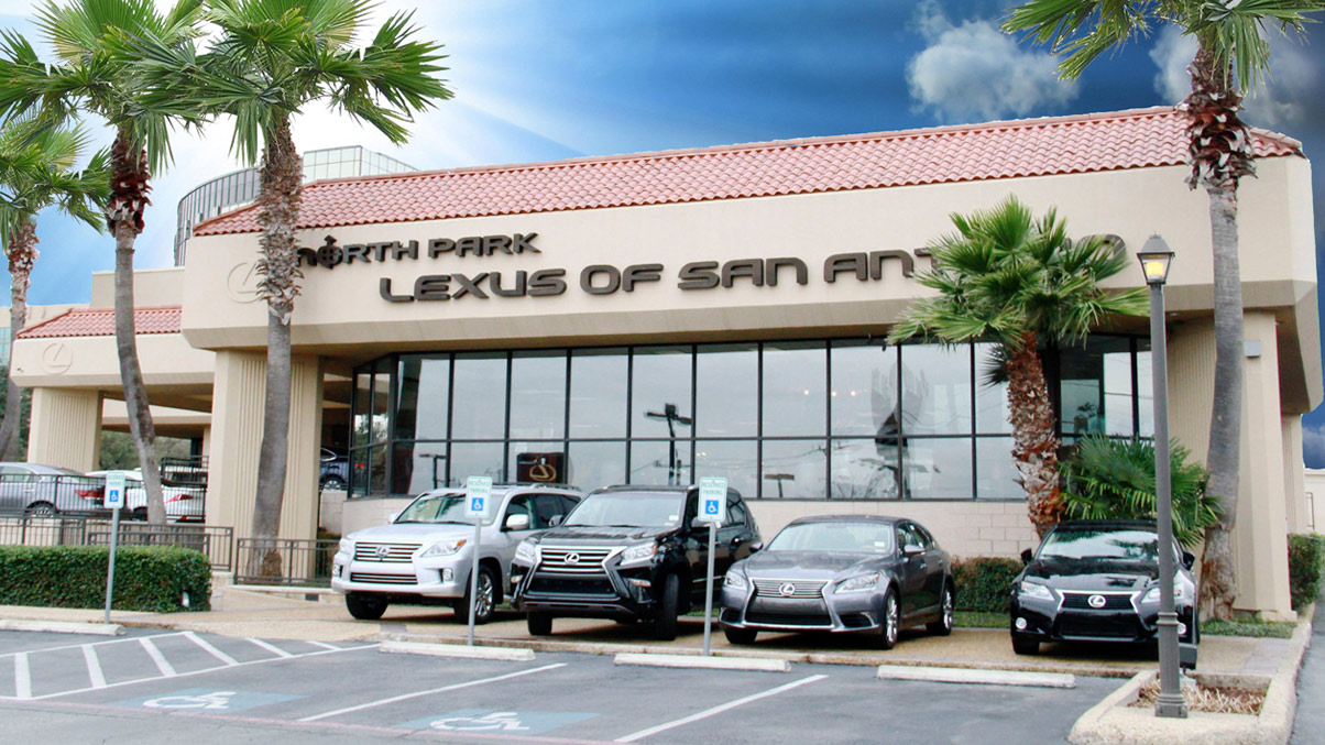 Congratulations North Park Lexus of San Antonio, Our June Dealership of the Month