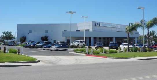 Congratulations BMW of Murrieta, Our July Dealership of the Month