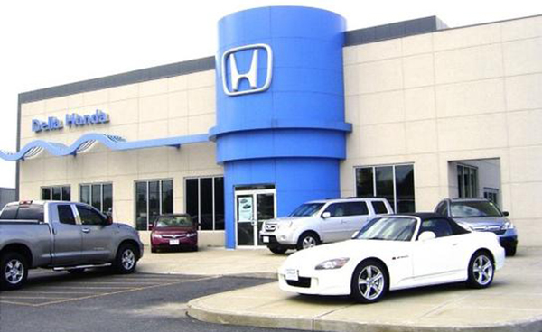 Congratulations Della Honda of Plattsburg, our August Dealership of