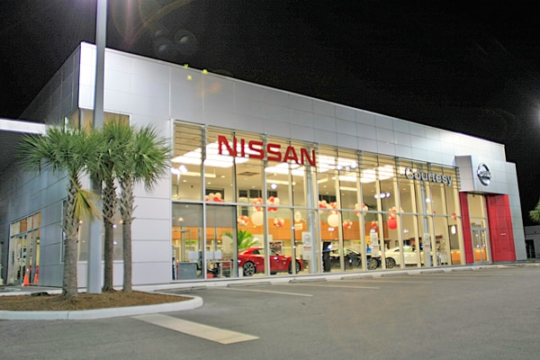 Congratulations Courtesy Nissan of Tampa, our September Dealership of the Month!