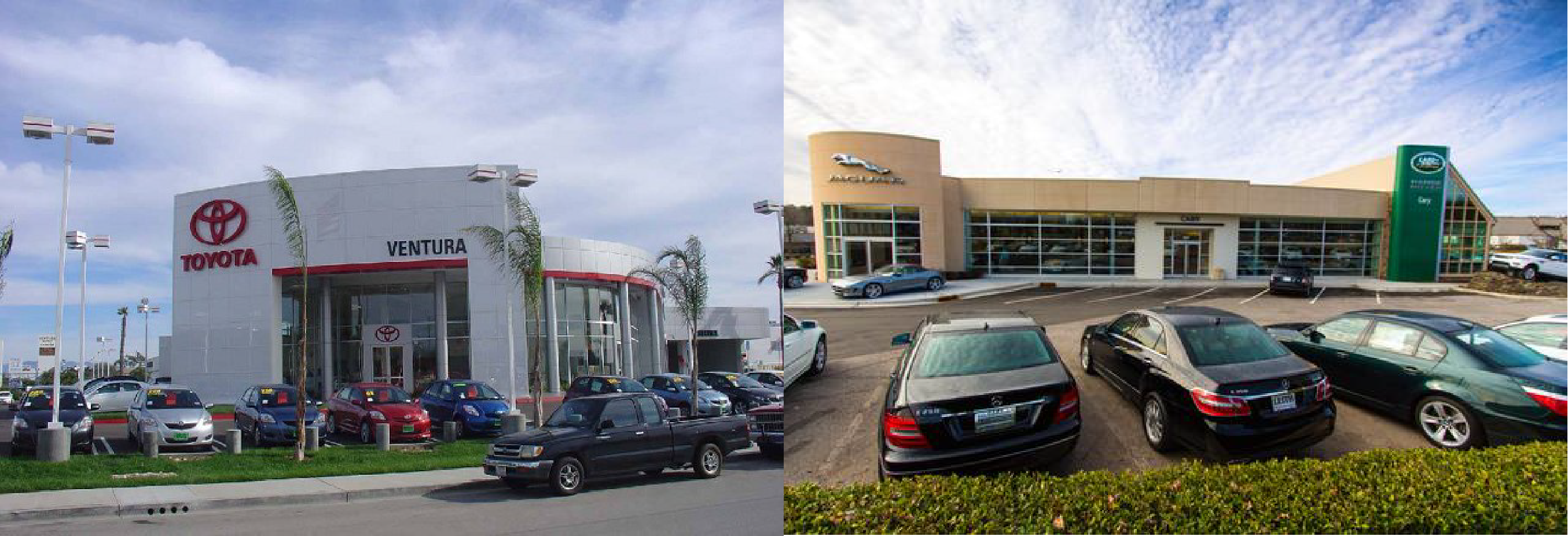 Congratulations Ventura Toyota and Jaguar Land Rover Cary, our December Dealerships of the Month!