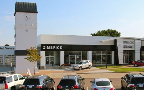 Congratulations Zimbrick Buick GMC West, our January Dealerships of the Month!