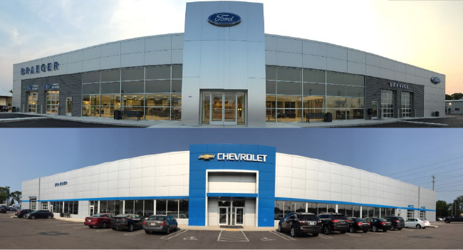 Congratulations Braeger Auto Group, our April Dealerships of the Month!