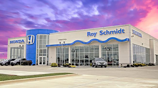 Congratulations Roy Schmidt Honda, MAXDigital's June Dealership of the Month!
