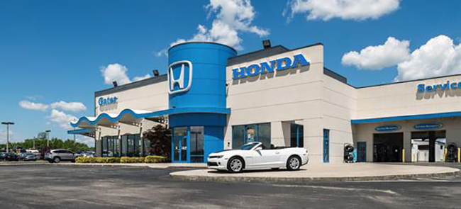 Congratulations Gates Honda, MAXDigital's July Dealership of the Month!